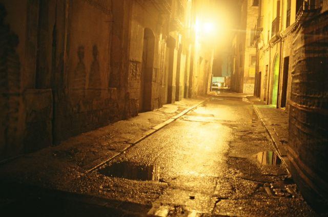soñar con calles vacias