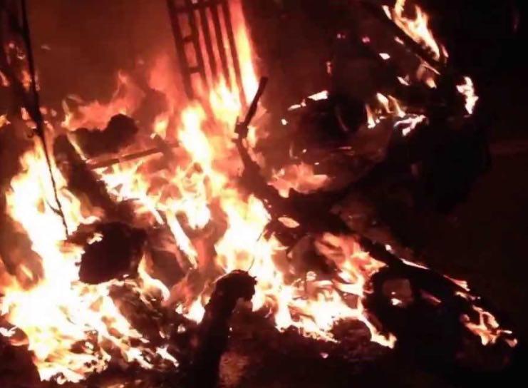 soñar con un fuego