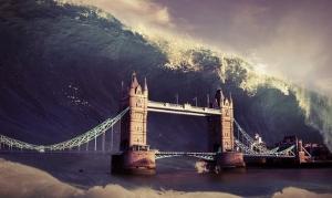 Significado de soñar con una inundación