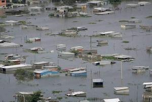 soñar con inundación