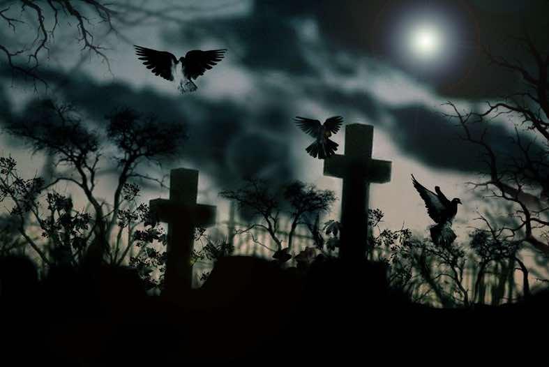 soñar con un cementerio