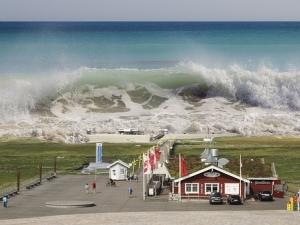 Soñar con tsunami significado