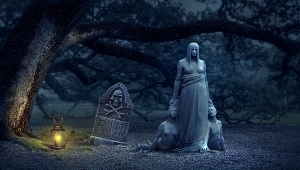 Significado de soñar con cementerio